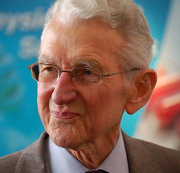 Portrait du docteur Maurice Jenaer
